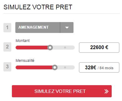 simulation rachat credit franfinance