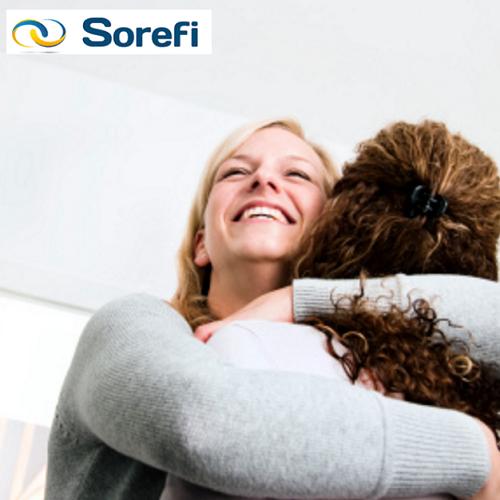 rachat de credit Sorefi joie du refinancement réussi
