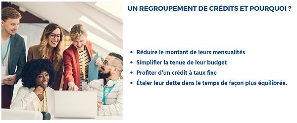 rachat de credit Finadea en ligne