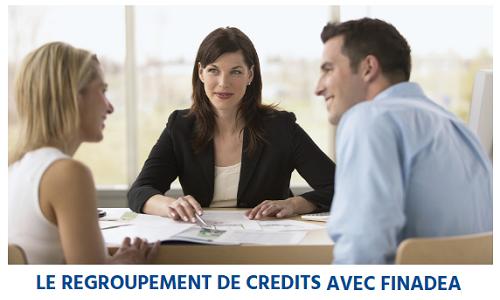 souscrire le rachat de crédit Finadea