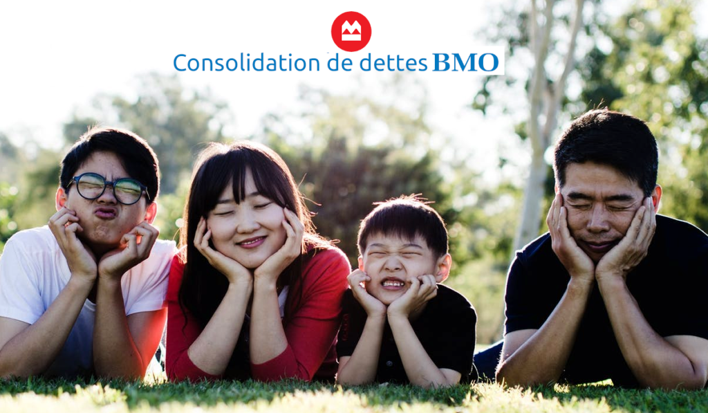consolidation de dettes BMO